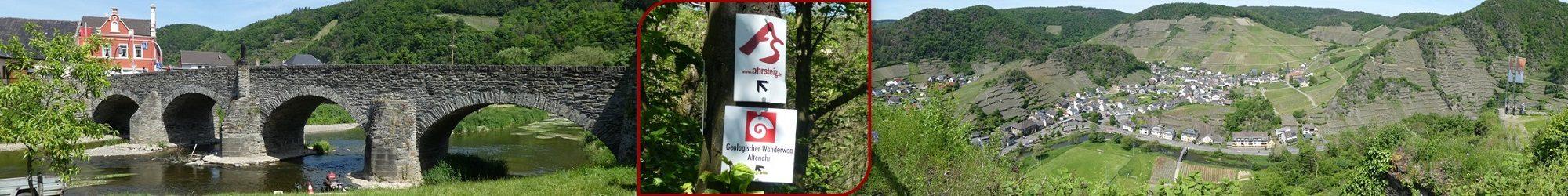 Ahrsteig von Altenahr nach Walporzheim