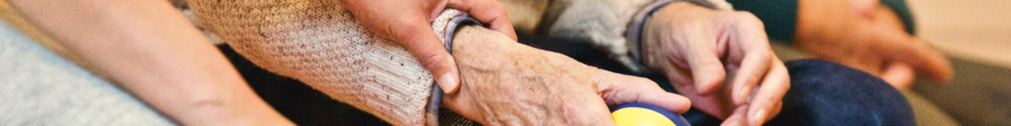 Hilfe für pflegende Angehörige