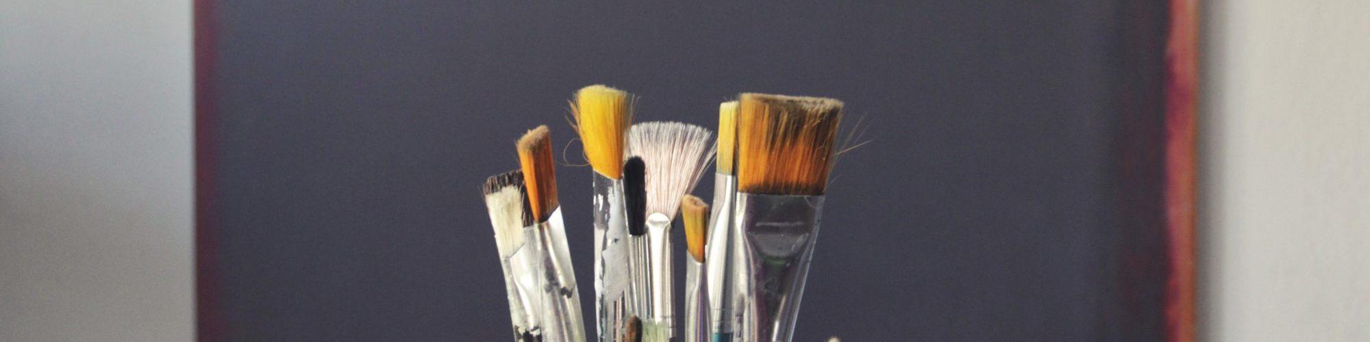 Pinsel für Acrylmalerei